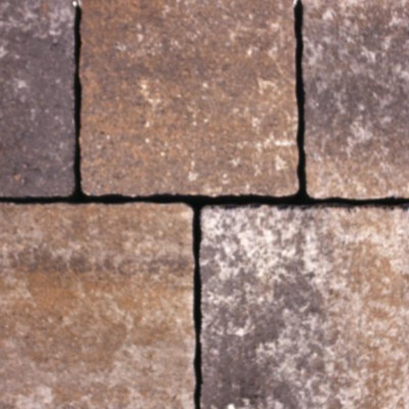 Appia Antica - Rosu Vulcanic 50x25x25x5cm